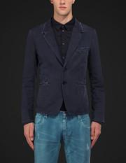 Deconstruted gabardine blazer - Blazers - Dolce&Gabbana - Summer 2016