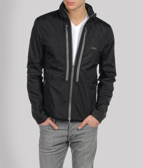 Short-length jacket