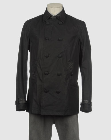 JOHN VARVATOS - Mid-length jacket