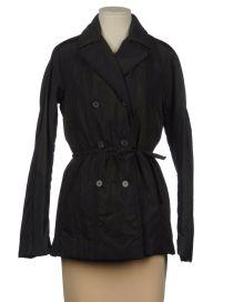 JIL SANDER NAVY - Mid-length jacket