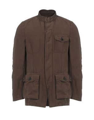 Full-length jacket Men's - DRIES VAN NOTEN