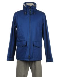BURKMAN BROS - Mid-length jacket