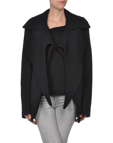 HAIDER ACKERMANN - Mid-length jacket