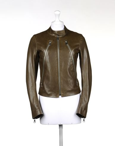MAISON MARGIELA 4 Leather Jacket