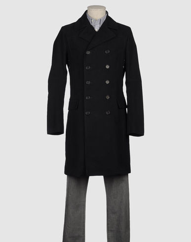 BIKKEMBERGS - Full-length jacket