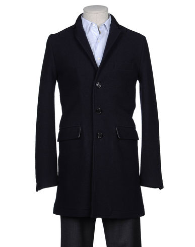 MASTER COAT - Mid-length jacket