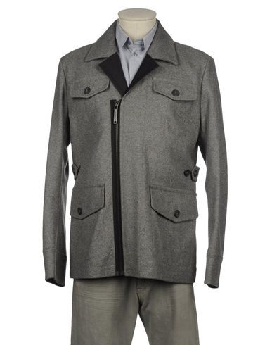 FULL CIRCLE - Mid-length jacket