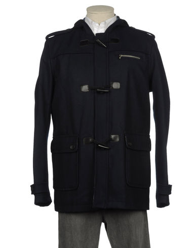 BEN SHERMAN - Mid-length jacket