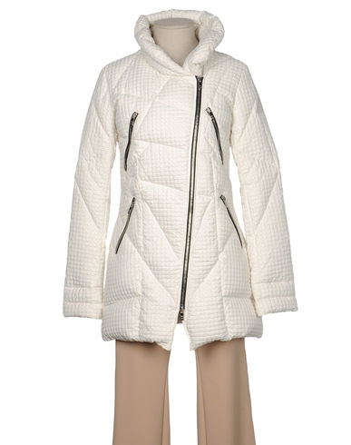 HOGAN by KARL LAGERFELD - Mid-length jacket