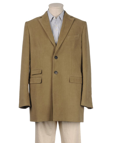 ROYAL HEM - Mid-length jacket