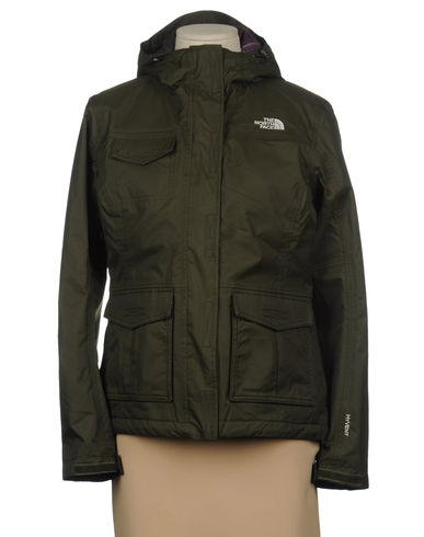 THE NORTH FACE - Mid-length jacket