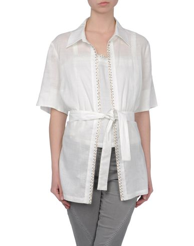 CLAUDIA GIL - Short sleeve shirt