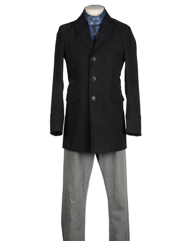 BRAY STEVE ALAN - Mid-length jacket