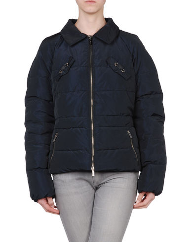 BLUMARINE - Down jacket