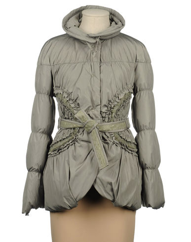 SCERVINO STREET - Down jacket