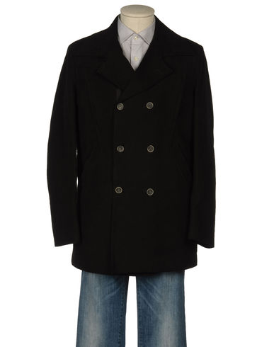 POUL RICHARD - Coat