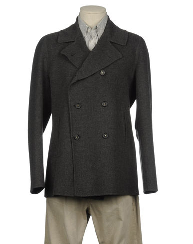 MASSIMO ALBA - Mid-length jacket