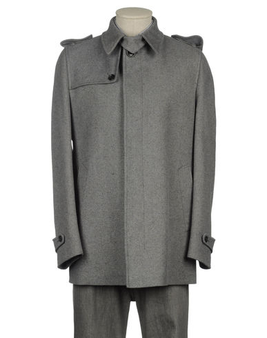 MANUEL RITZ - Mid-length jacket