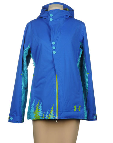 UNDER ARMOUR - Mid-length jacket