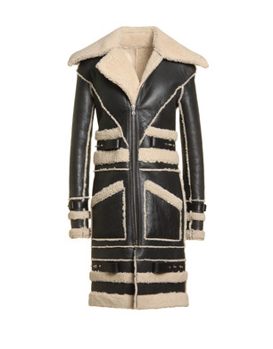 Leather outerwear Women's - RODARTE