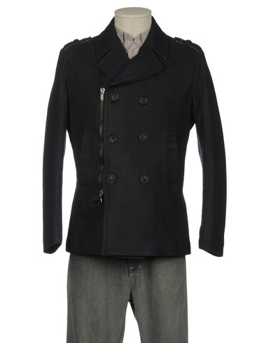 JEY COLE MAN - Mid-length jacket