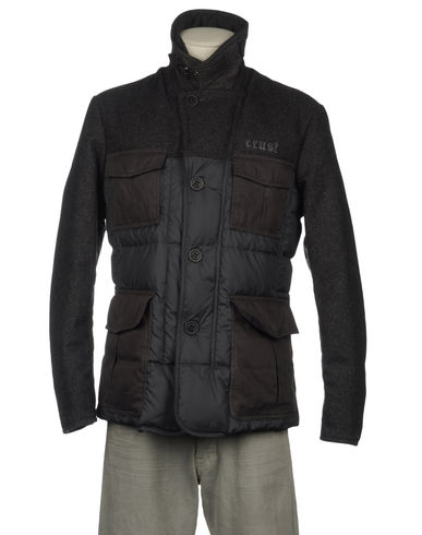 CRUST - Mid-length jacket