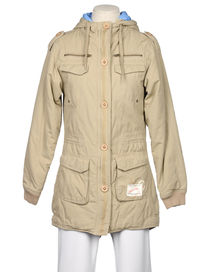 FILA ACADEMY - Mid-length jacket