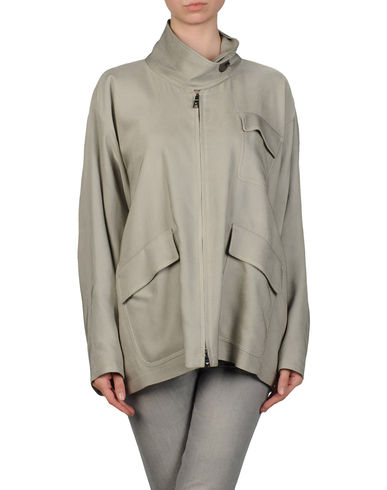 EMPORIO ARMANI - Mid-length jacket