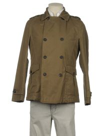 MESSAGERIE - Mid-length jacket