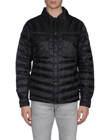PAUL SMITH JEANS - Down jacket