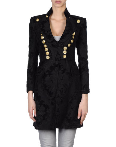 BALMAIN - Full-length jacket