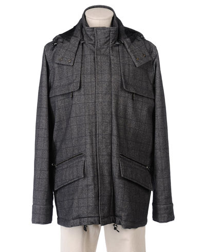 CARLO PIGNATELLI OUTSIDE - Mid-length jacket