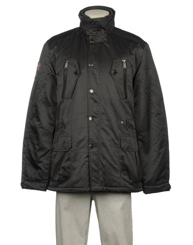FRED MELLO - Mid-length jacket