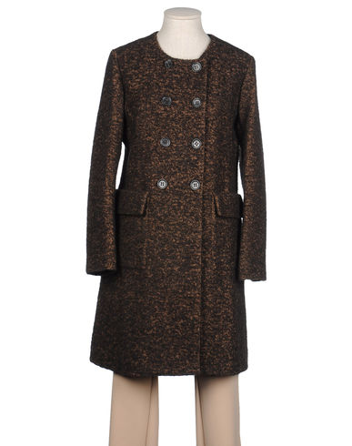 BLANCS MANTEAUX - Coat