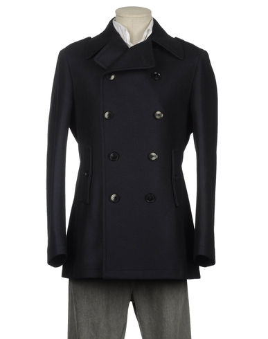 TAGLIATORE - Mid-length jacket