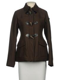 AIGUILLE NOIRE by PEUTEREY - Mid-length jacket