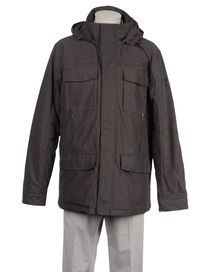 BREACH - Mid-length jacket