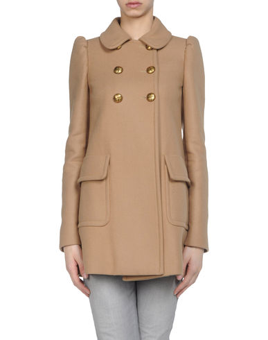 MIU MIU - Mid-length jacket