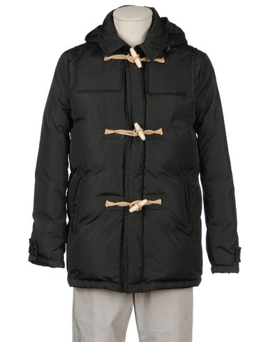 HARNOLD BROOK - Down jacket