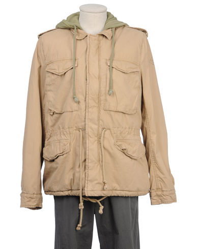 DENIM & SUPPLY RALPH LAUREN - Mid-length jacket