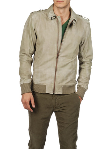 DIESEL - Chaqueta de piel - LACCO