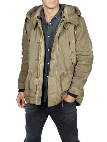 DIESEL - Winter Jacket - WEMICUS