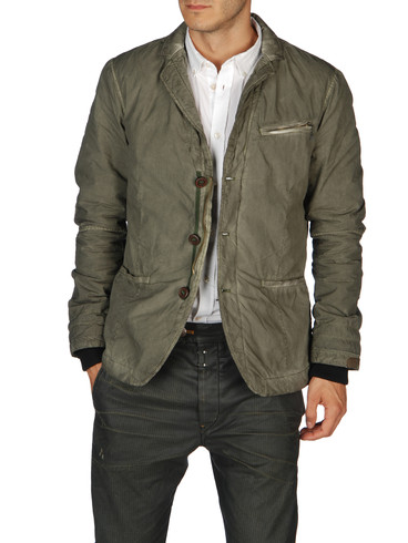 DIESEL - Winter Jacket - WILBUR