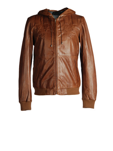 DIESEL BLACK GOLD - Leather jackets - LAYMALL
