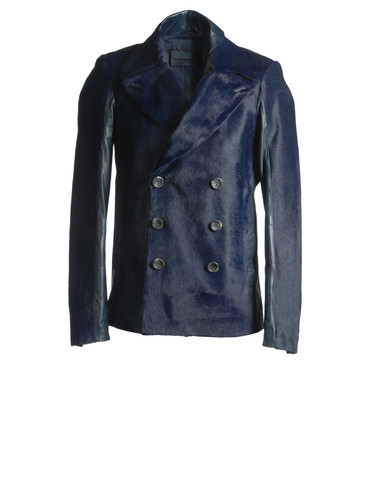 DIESEL BLACK GOLD - Lederjacke - LARGOAN