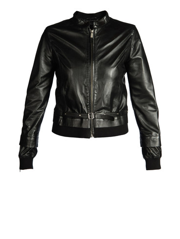 DIESEL BLACK GOLD - Leather jackets - LOSNAL