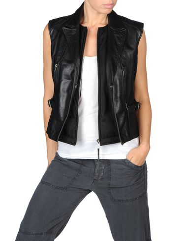 DIESEL - Leather jackets - G-ELEA