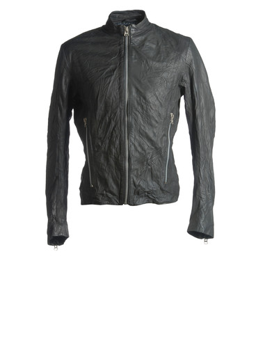 DIESEL BLACK GOLD - Leather jackets - LORSHIN