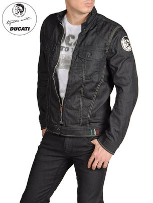 Jackets DIESEL: DESMO-JACKET 2