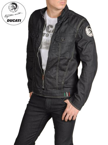 DIESEL - Jackets - DESMO-JACKET 2